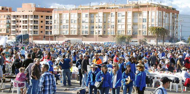 ¡STOCK LOGISTIC SE VA DE PAELLAS1!