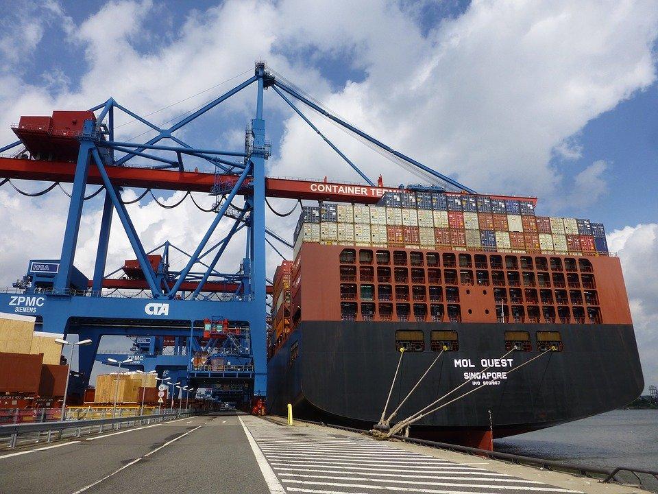 principales tasas en transporte maritimo de mercancias