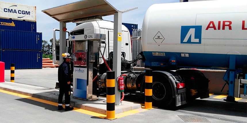 Gas NAtural Vehicular, el futuro de la ecologística - Stock Logistic.