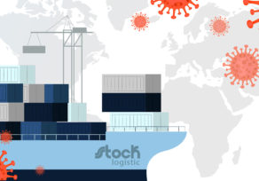 Stock Logistic closely follows the trend of rising ocean freight rates.