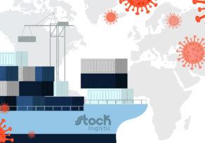 Stock Logistic - Imagen post mapamundi